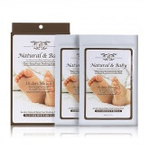 Пилинг-маска для ног Anskin Natural Baby Foot Peeling Mask