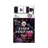 Chosungah By Vibes Wonder Bath Super Vegitoks Mask Purple