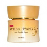 Антивозрастной крем для век Deoproce Whee Hyang Whitening & Anti-Wrinkle Eye Cream