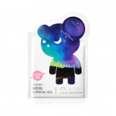 THE OOZOO Oozoo Bear Aurora Illuminating Mask