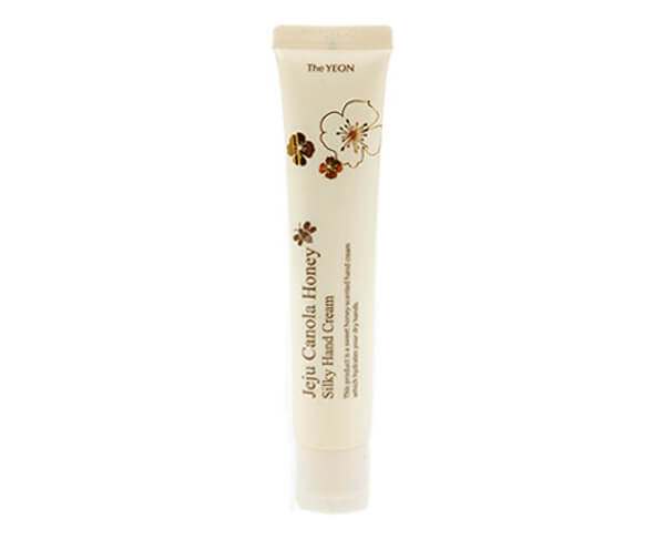 The Yeon Jeju Canola Honey Silky Hand Cream