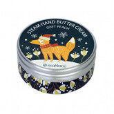 SeaNtree Steam Hand Butter Cream Soft Peach