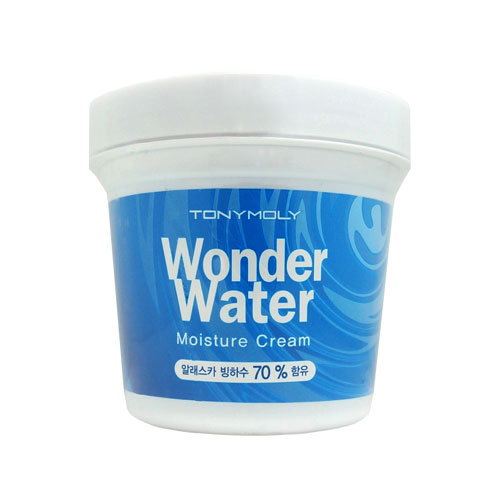 Увлажняющий крем для лица и тела Tony Moly Wonder Water Moisture Cream