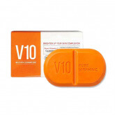 Some By Mi Vitamin C V10 Cleansing Bar