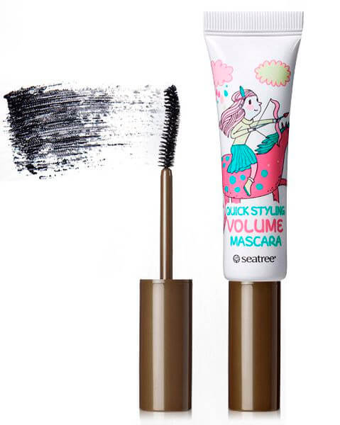 SeaNtree Quick Styling Longlash Mascara