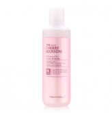 Осветляющий тоник для лица с экстрактом вишни Tony Moly The Hayan Cherry Blossom Whitening Skin