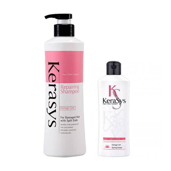Kerasys шампунь для волос восстанавливающий
