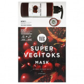 Chosungah By Vibes Wonder Bath Super Vegitoks Mask Red