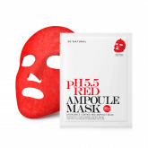 So Natural 5.5 Red Ampoule Mask