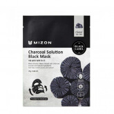Mizon Сharcoal Solution Black