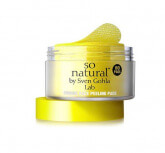 So Natural Shining Face Peeling Pads