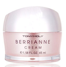 Крем для лица с экстрактом клюквы Tony Moly Berrianne Cream