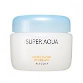 Энзимная маска для лица  Missha Super Aqua Double Enzyme Oxygen Mask