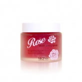 Ночная маска для лица с гидролатом розы Skin79 Rose Waterful Mask