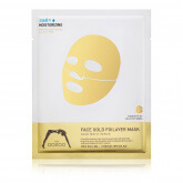 THE OOZOO Face Gold Foilayer Mask