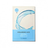 The Saem Bio Solution Mask Sheet Hydrating Hyaluronic Acid
