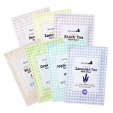 Тканевые чайные маски для лица Holika Holika Tea Cafe Mask Sheet