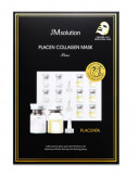 JM Soluthion Placen Collagen Mask Pure