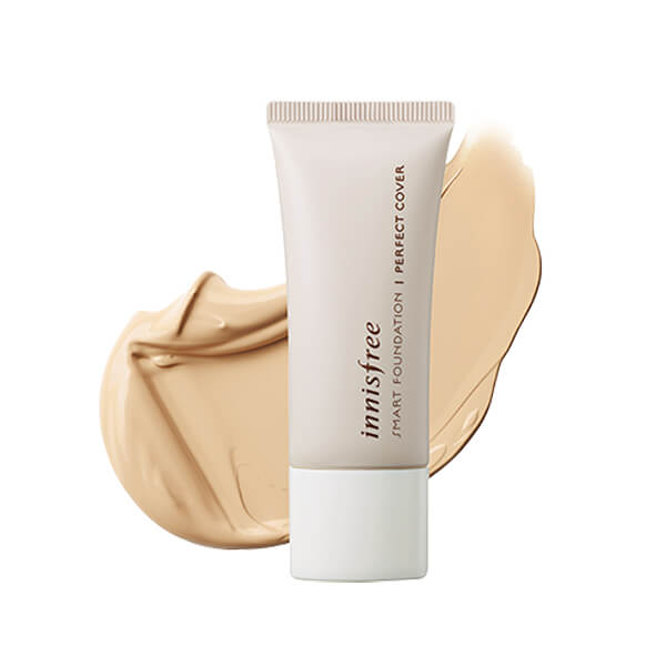 Innisfree Smart Foundation Perfect Cover
