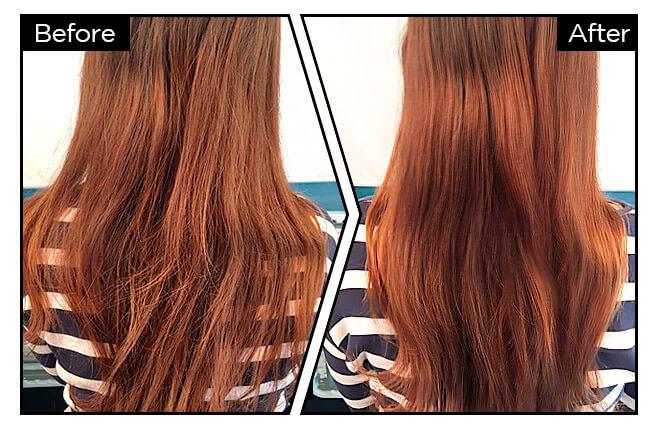 маска питательная для волос с медом