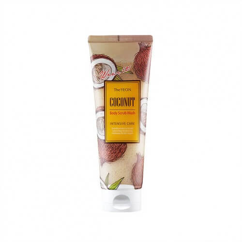 The Yeon Coconut Body Scrub Wash