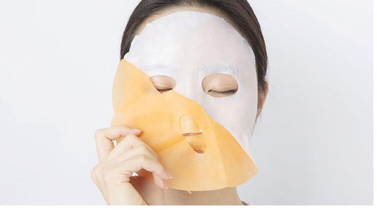 Использование ультратонкой маски Dr Jart + V7 Toning