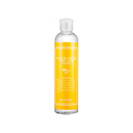 Secret Key Soothing Moist Toner с экстрактом гамамелиса