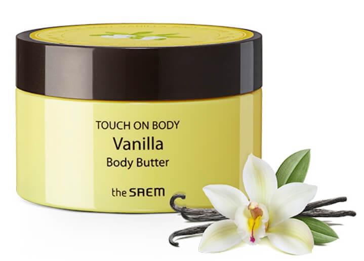 The Saem TOUCH ON BODY Vanilla Body Butter2.jpg