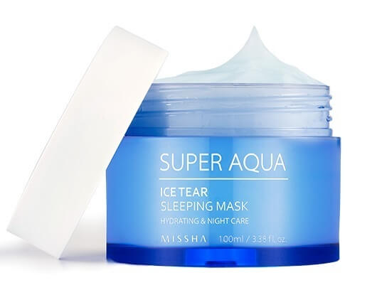 Missha Super Aqua Ice Tear Sleeping Mask