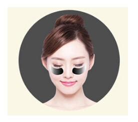 BeauuGreen Sea Cucumber&Black Hydrogel Eye Patch3.jpg