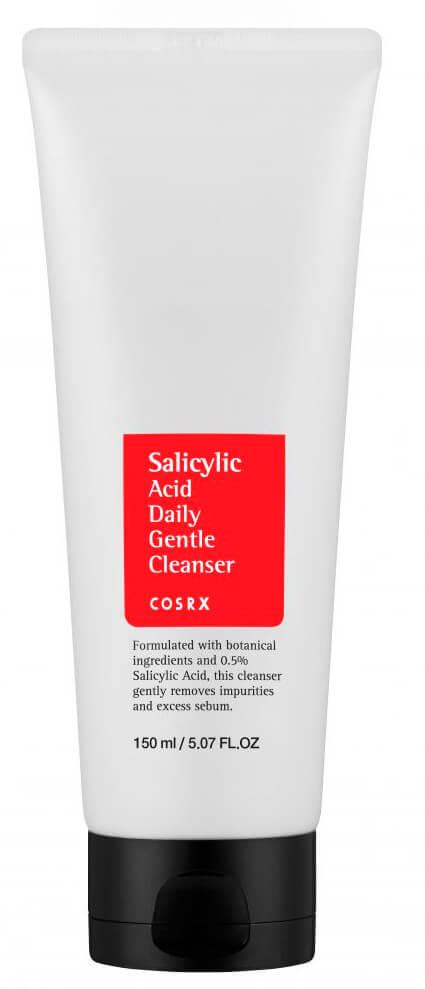 Упаковка пенки для умывания COSRX Salycylic Acid Dayly Gentle Cleanser