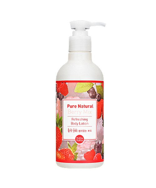 Pure Natural Berry Mix Refreshing Body Lotion.jpg