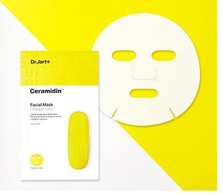 Dr Jart + Ceramidin Facial Mask