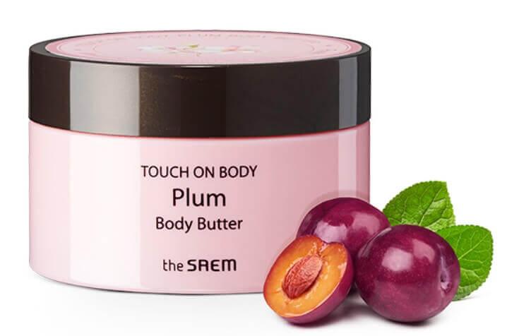 The Saem TOUCH ON BODY Plum Body Butter1.jpg