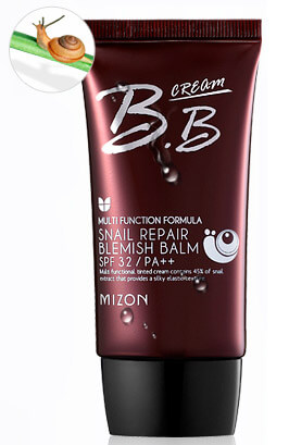 Mizon Snail Repair Blemish Balm Cream