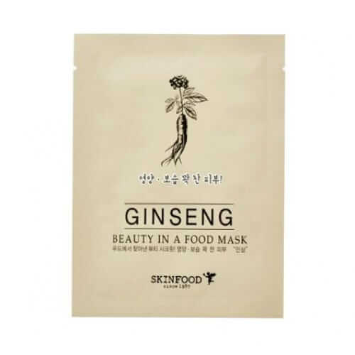 Skinfood Beauty In A Food Mask Sheet Ginseng.jpg