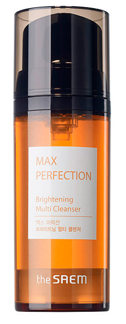 The Saem Max Perfection Brightening Multi Cleanser