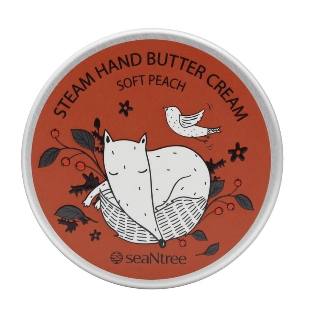 Hand Butter Cream Soft Peach