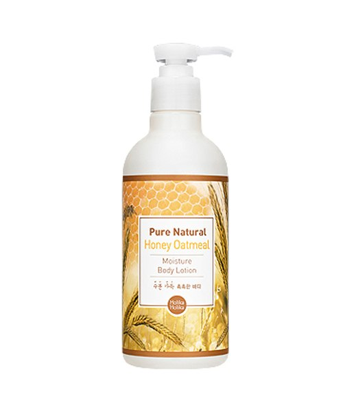 Pure Natural Honey Oat-mill Moisture Body Lotion.jpg