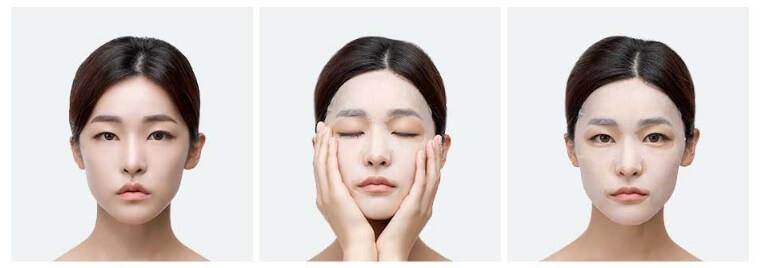 Petitfee Silk Amino Serum Mask2.jpg
