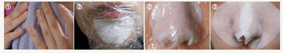 Использование салфеток Ciracle от черных точек