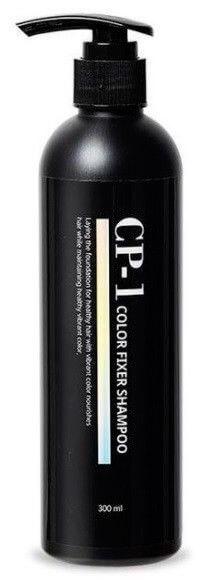 Шампунь для окрашенных волос Estethic House CP-1 Color Fixer Shampoo