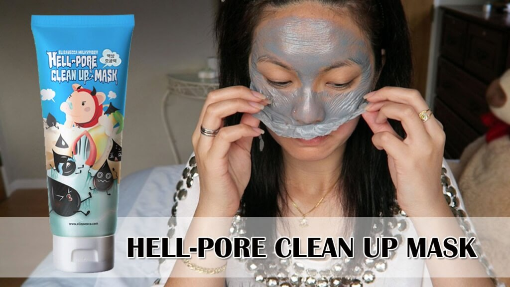 Маска-пленка для очищения пор Elizavecca Hell-Pore Clean Up Mask 100.jpg
