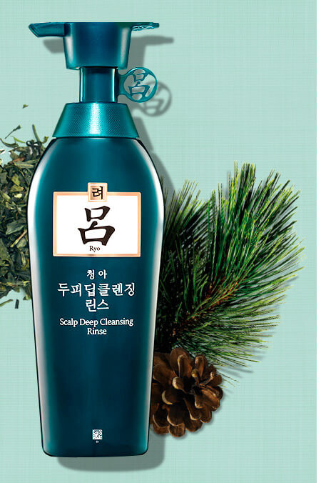 Ryo Scalp Deep Cleansing Rinse