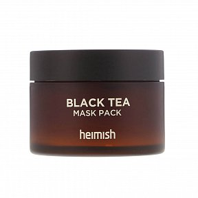 Антиоксидантная маска против отеков Heimish Black Tea Mask Pack