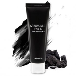 Graymelin Sebum Kill Pack Jeju Volcanic Ash