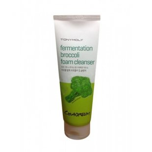 Пенка для умывания с экстрактом брокколи Tony Moly Chaoreum Fermentation Broccoli Foam