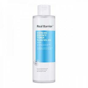 Гиалуроновый тонер-эссенция с керамидами Real Barrier Extreme Essence Toner