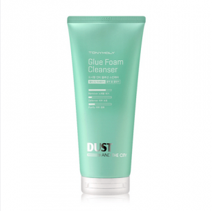 Dust and The City Glue Foam Cleanser