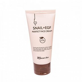 Крем для лица с муцином улитки Secret Skin Snail Perfect Face Cream